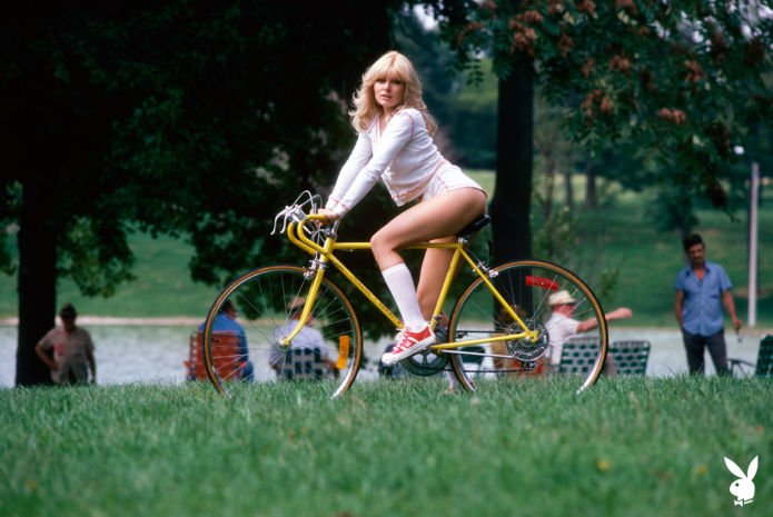 Мисс Июль 1979 Dorothy Mays