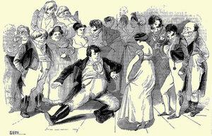 Иллюстрация к Тарантас. «Путевые впечатления» графа В.А. Соллогуба. 1845