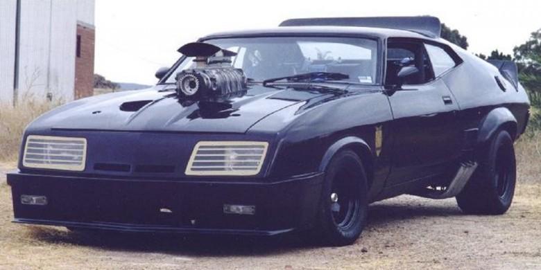 Самые запоминающиеся авто из кино