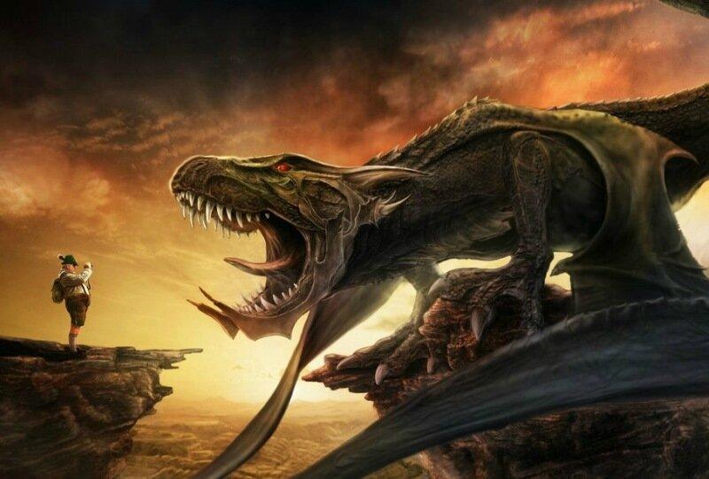 Лучшее видео канала Discovery о динозаврах