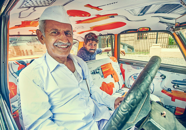 Mumbai's Taxis Makeover