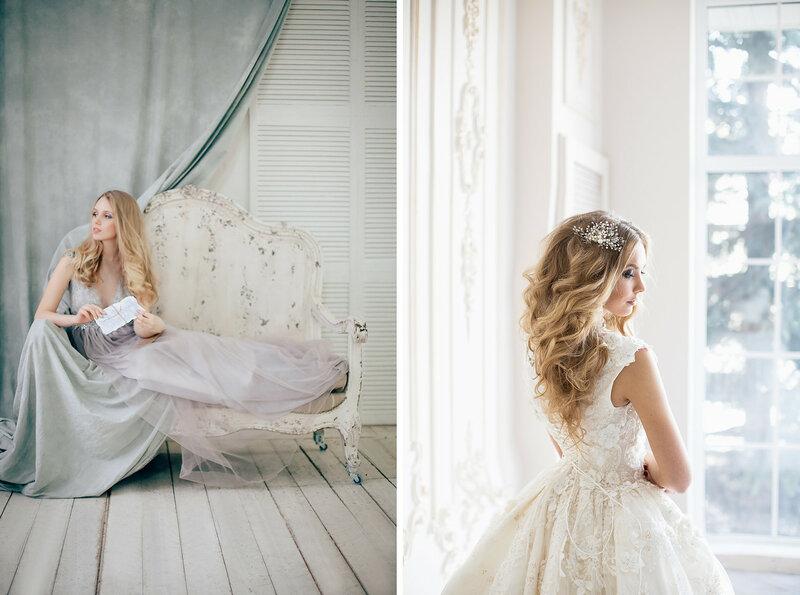 Анна морес свадебные платья