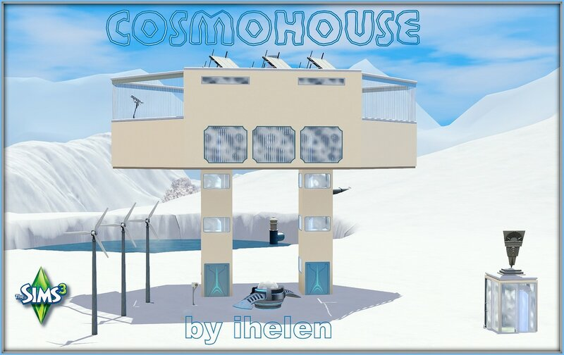 Cosmohouse by ihelen