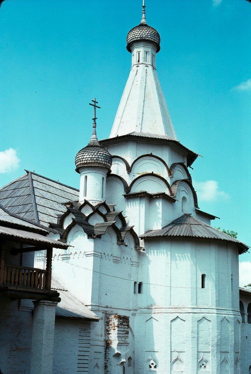 Суздаль. Спасо-Евфимиев монастырь, Успенская церковь