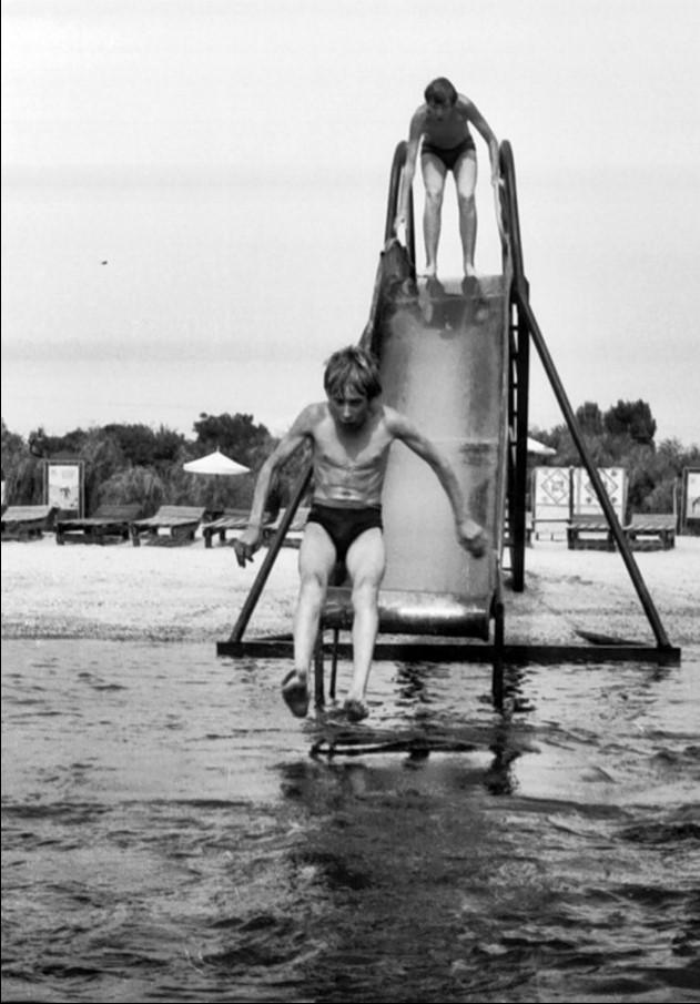 63. Николаев. На пляже