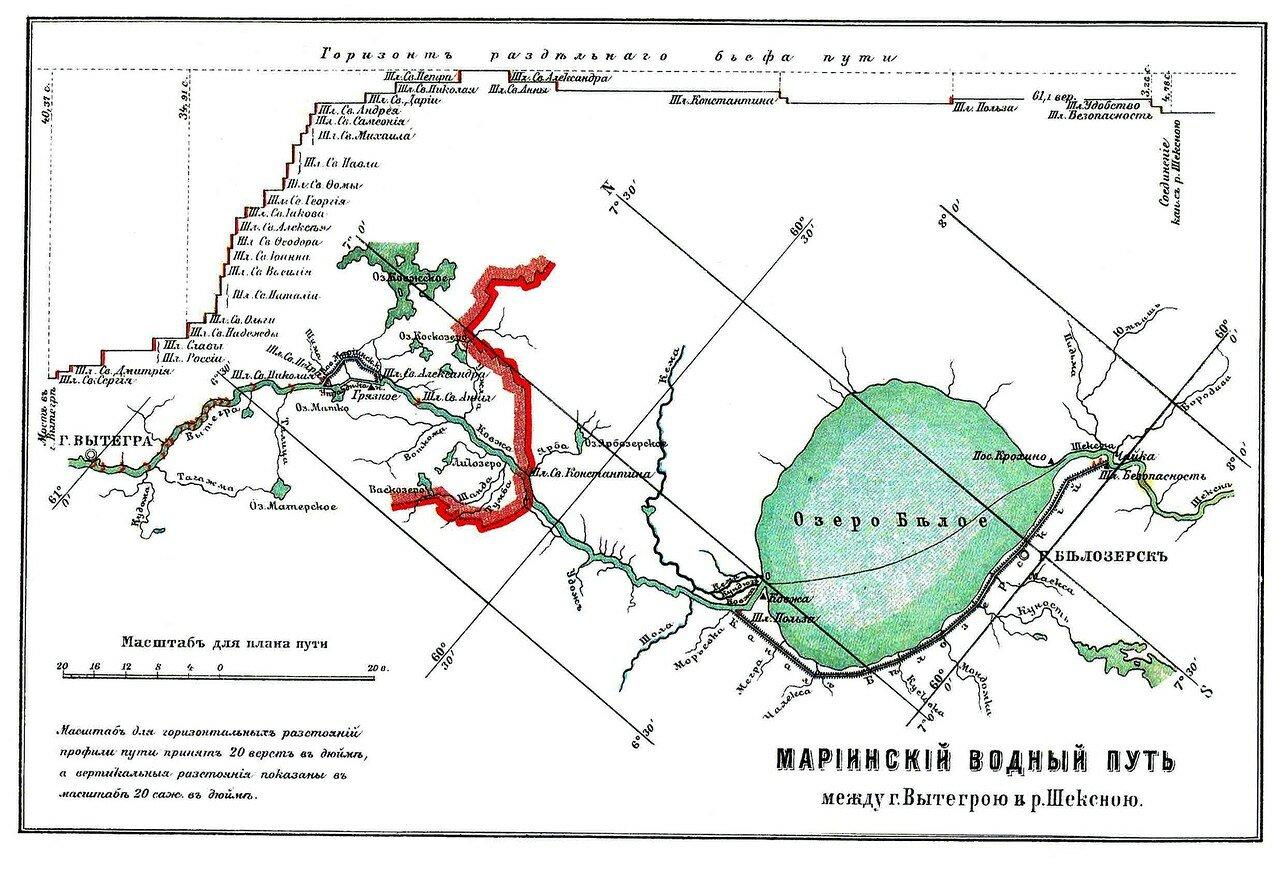 Мариинский водный путь