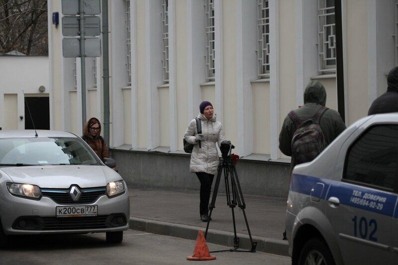 Посольство Бельгии, 22 марта 2016 года посте терактов в Брюсселе