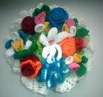 Макарова Елена (рук. Воротникова Т. А.) - Цветок для мамы