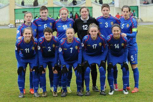Cборная Молдовы по футболу не заработала очков в отборе