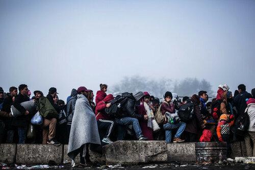 Беженцы смогут находиться в Австрии только 3 года