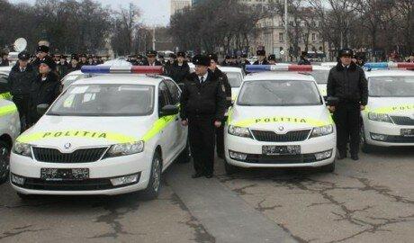 Более 3000 полицейских будут охранять правопорядок на праздники
