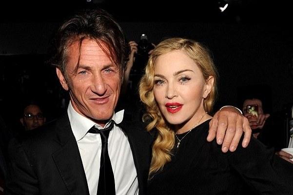 Ради отношений с Пенном Мадонна готова на все