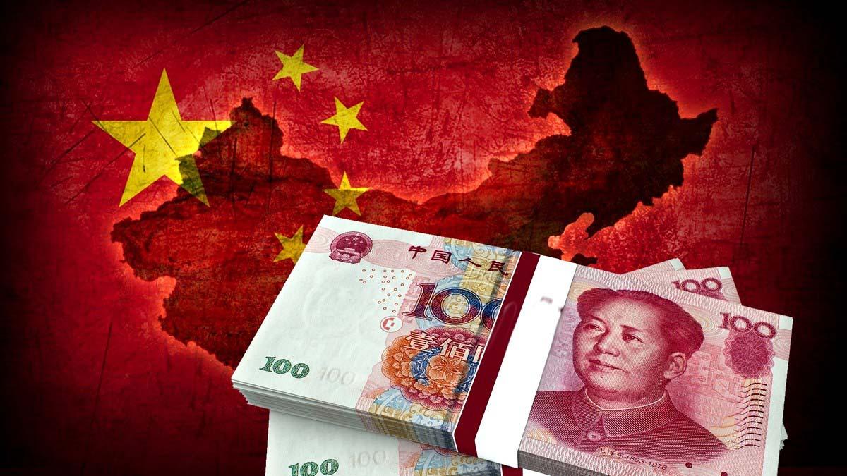 В Китае катастрофическое снижение денежной прибыли