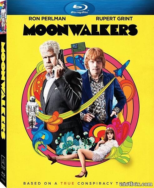 Лунная афера / Moonwalkers (2015/BDRip/HDRip)