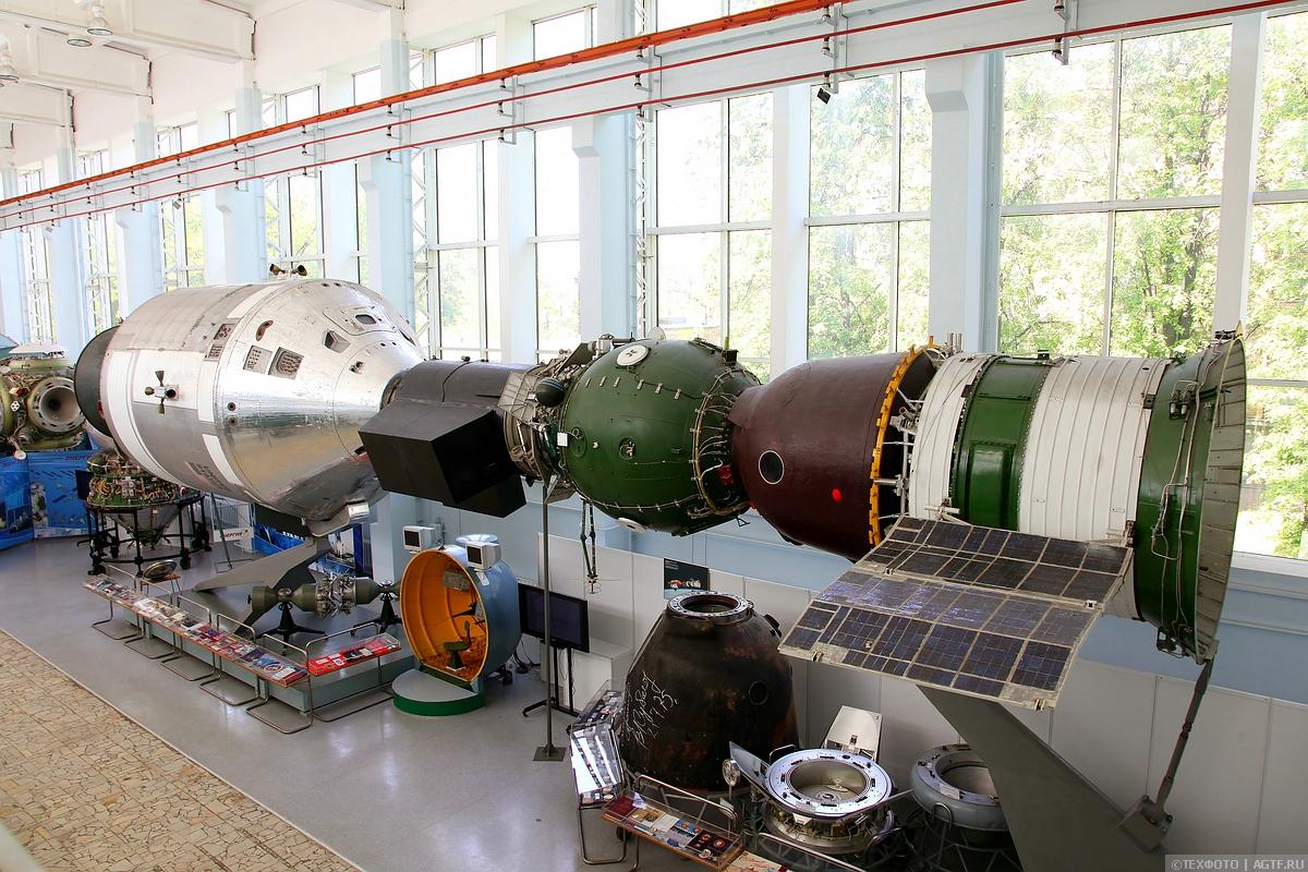 Музей Ракетно-космической корпорации «Энергия» им. С.П. Королева