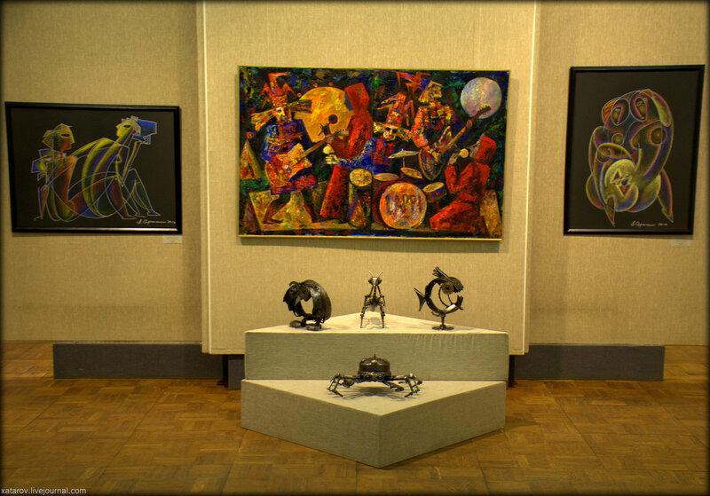 Выставка Заполярье-2015. Мурманский областной художественный музей