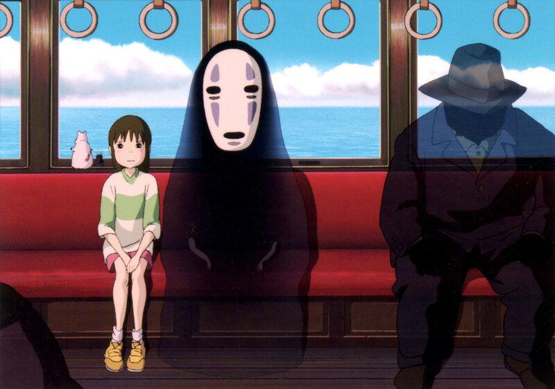 Японский мультик маска