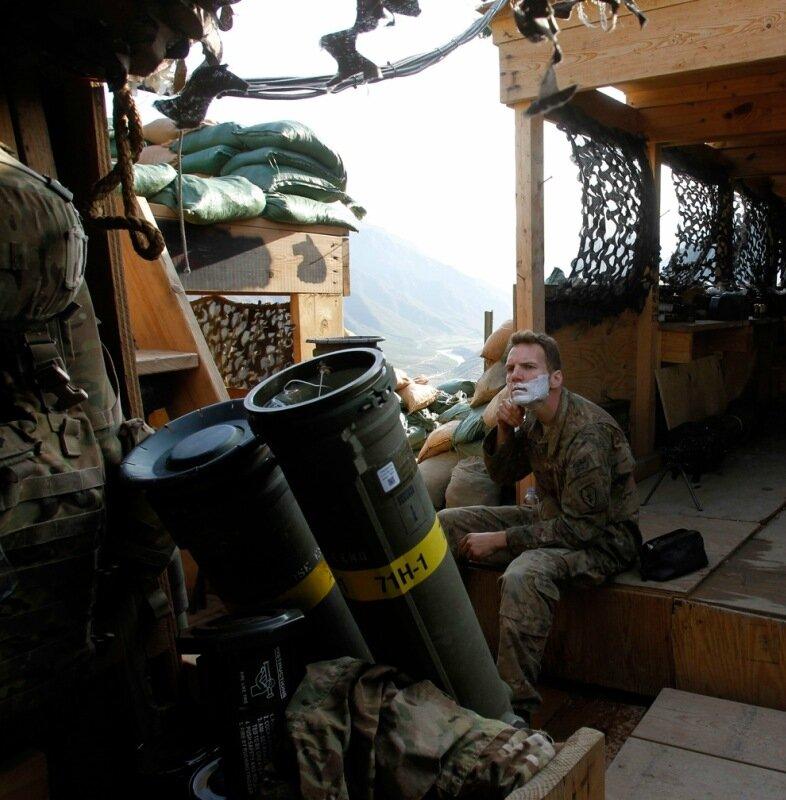 Американские военные в Афганистане 6