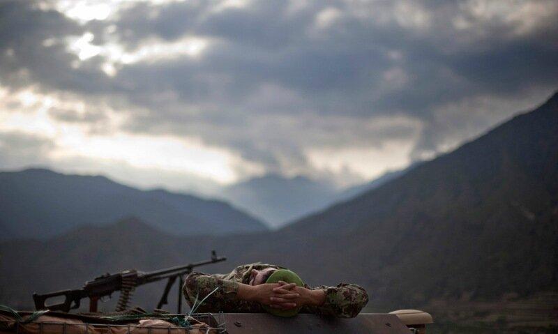 Американские военные в Афганистане 11