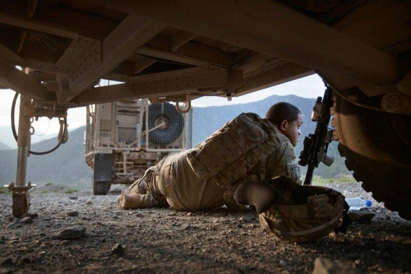 Американские военные в Афганистане 12