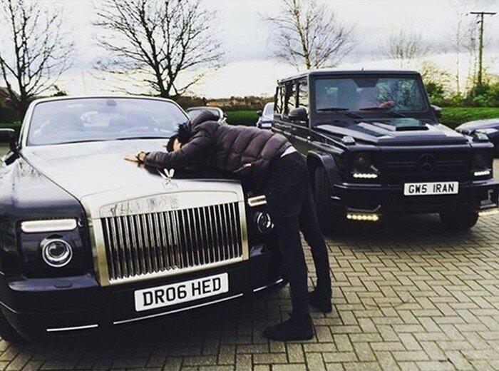 Золотая молодежь Лондона в Instagram: Беззаботная и роскошная жизнь над холопами