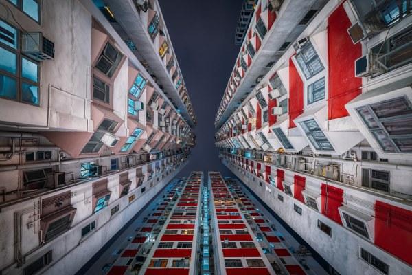 Яркая архитектура Питера Стюарта
