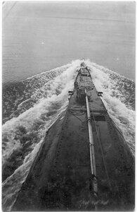 подводная лодка Аллигатор, 1915 г..