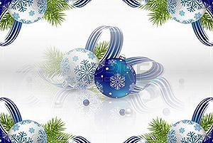 11222540-Рождественский-фон-с-шарами,-еловыми-ветками-и-ленты.jpg