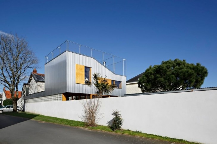 House Extension by Mabire Reich Architects - Archiscene - Your Daily Architecture & Design Update
