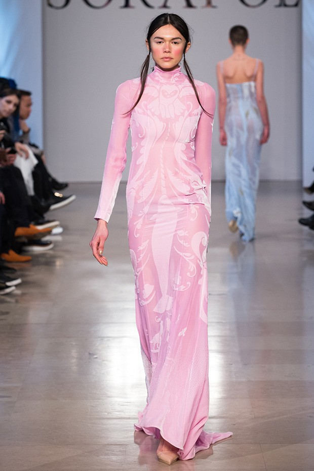 #PFW Sorapol Fall Winter 2016/17 Collection - Design Scene - Fashion, Photography, Style & Design