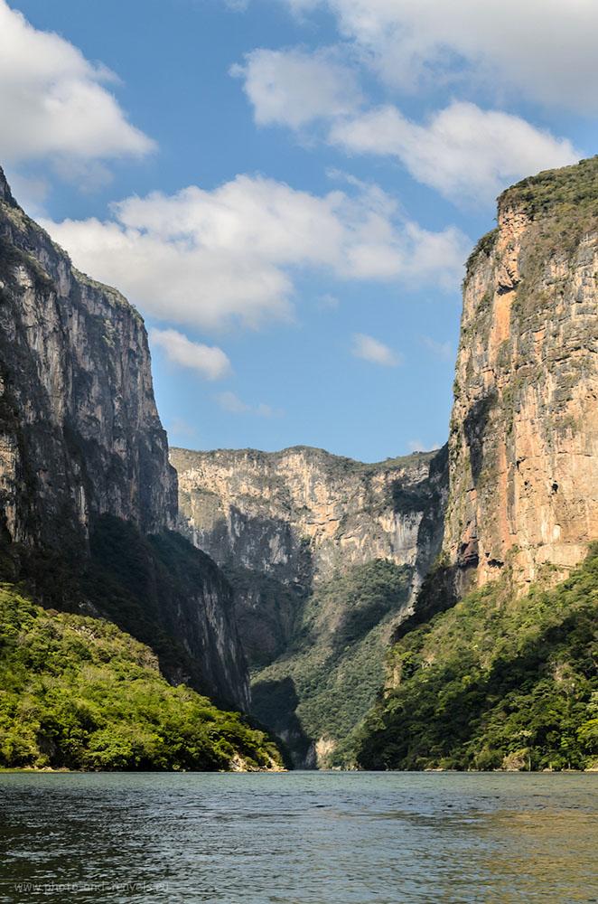 Фото 8. Вот он - каньон Сумидеро (Canyon Sumidero). Поездка по Мексике самостоятельно. Отчеты туристов.