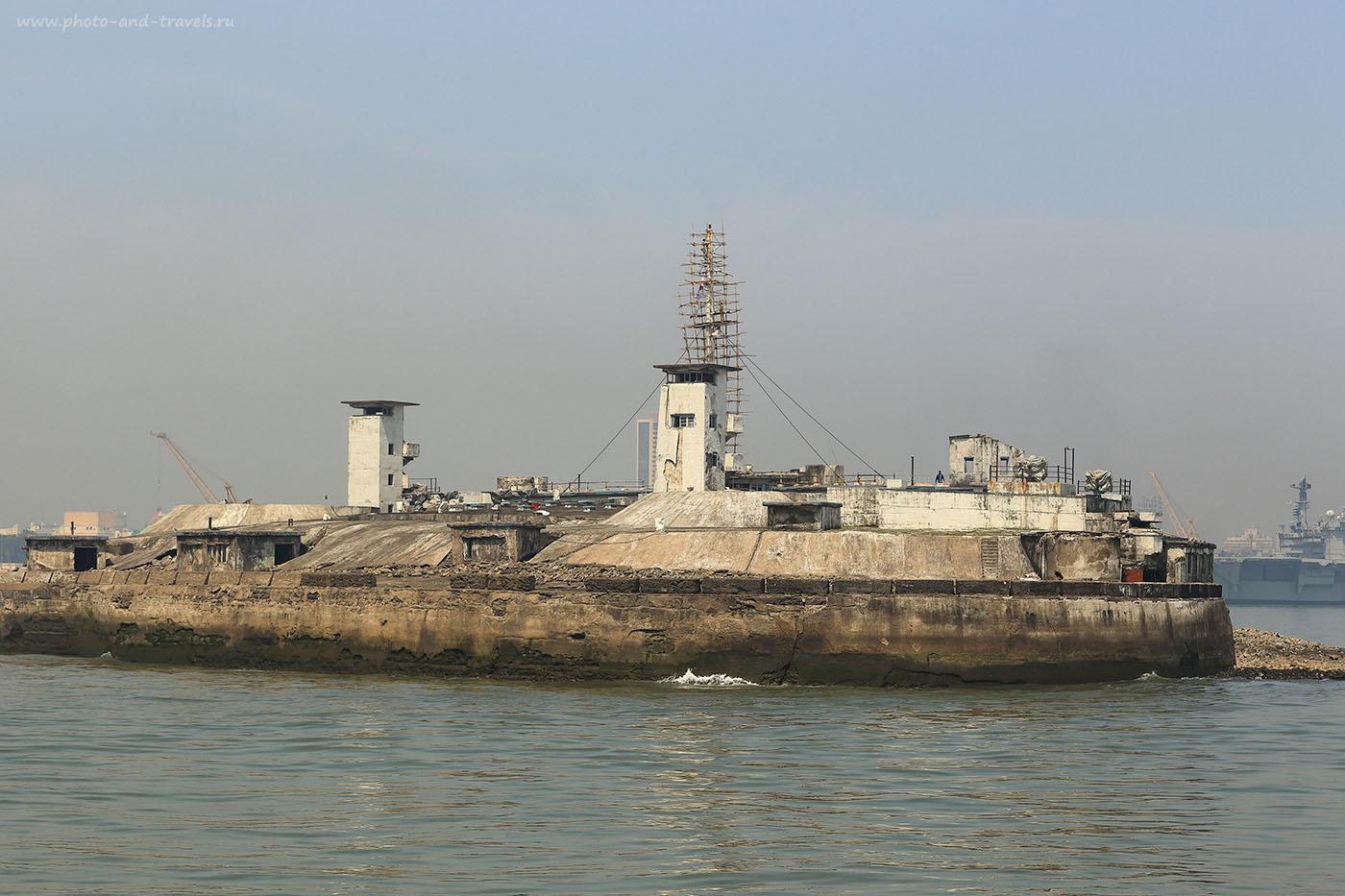 Фото 3. Остров - военная база. (70-200, 1/500, 0eV, f9, 70mm, ISO 100)