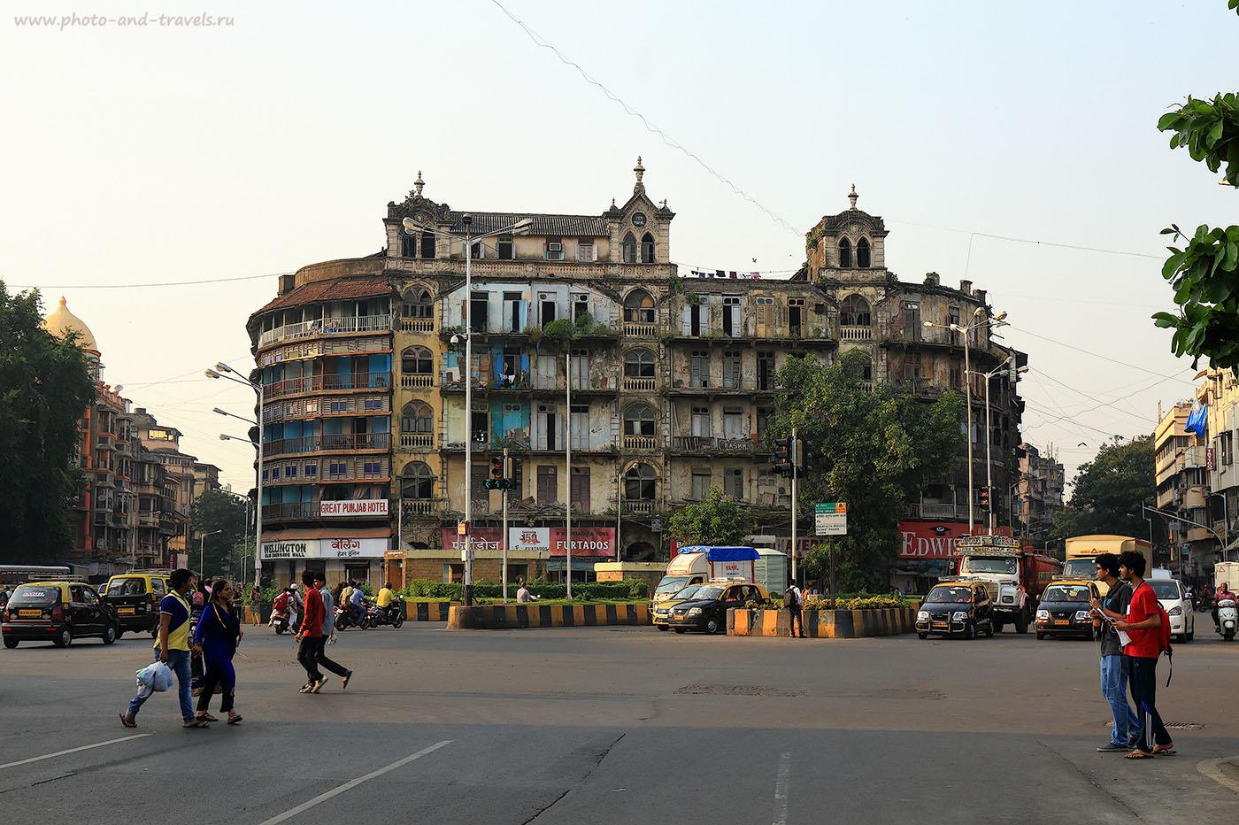 Фото 5. Great Punjab Hotel в Мумбаи. Как мы поехали самостоятельный тур по Индии (24-70, 1/160, -1eV, f8, 47 mm, ISO 100)