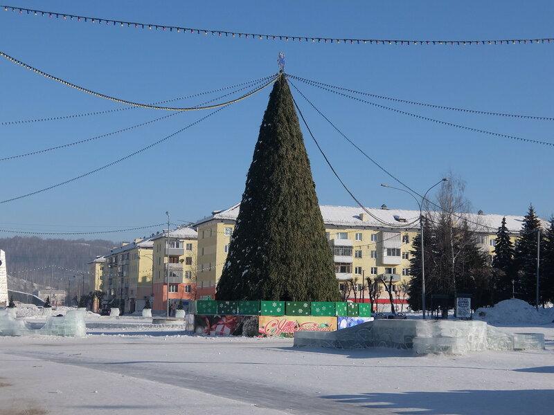 Междуреченск - Елка