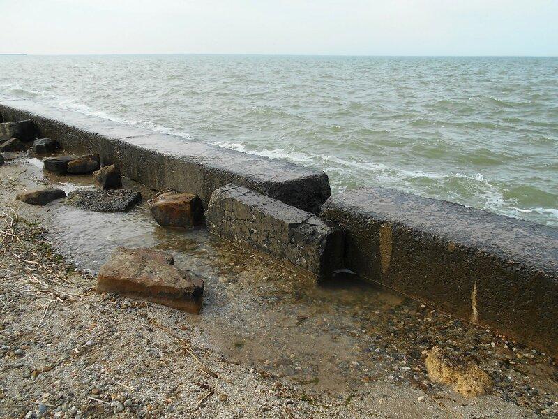 У бетонной линии берега ... DSCN3945.JPG