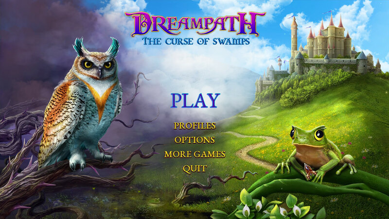 Dreampath: The Curse of Swamps