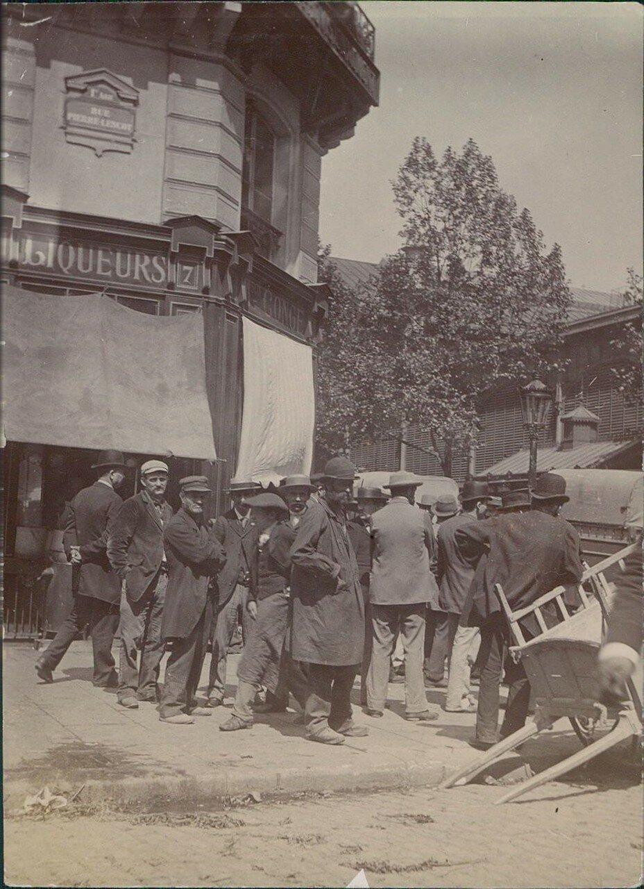 1900-е. Рю Пьера Леско