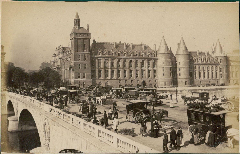 1889.  Мост Менял