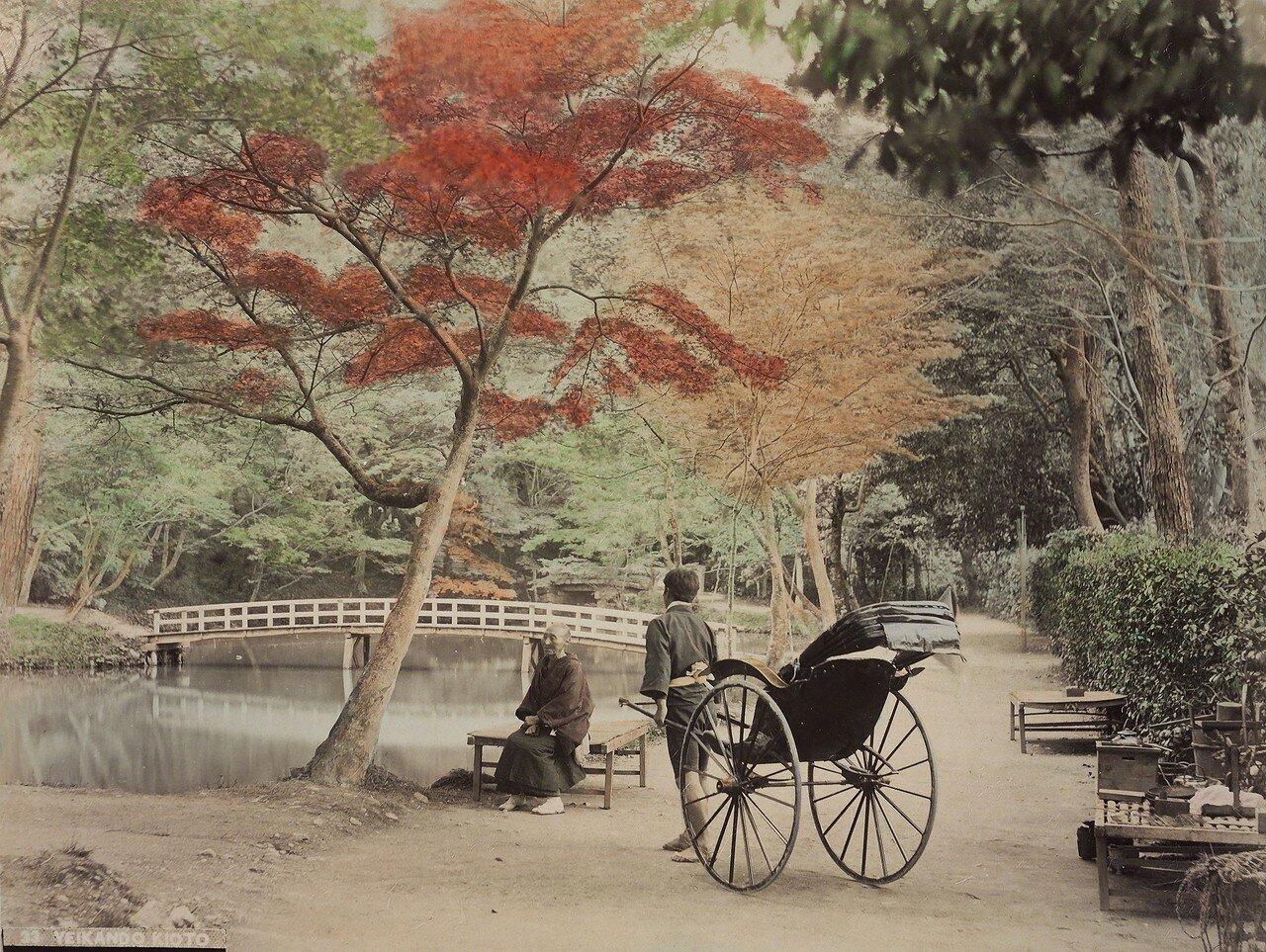 Киото. Эйкан-до