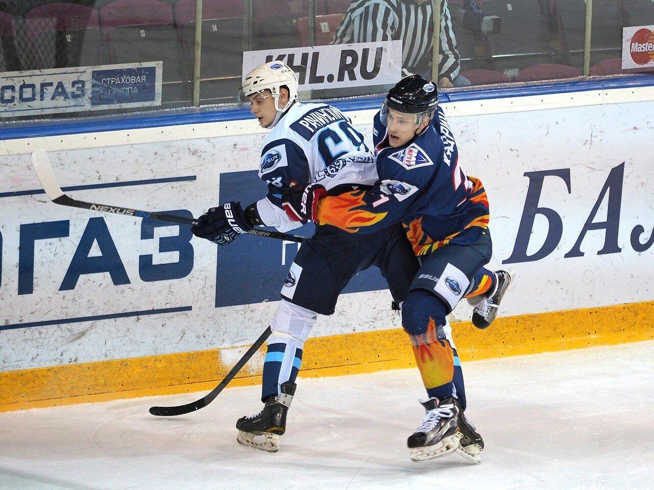 64Плей-офф МХЛ 2016 1/4 Стальные Лисы - Сибирские Снайперы 21.03.2016