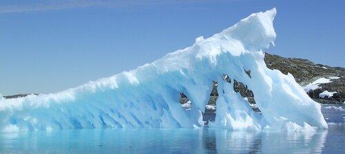 В Антарктиде новый температурный рекорд-+17 градусов Цельсия