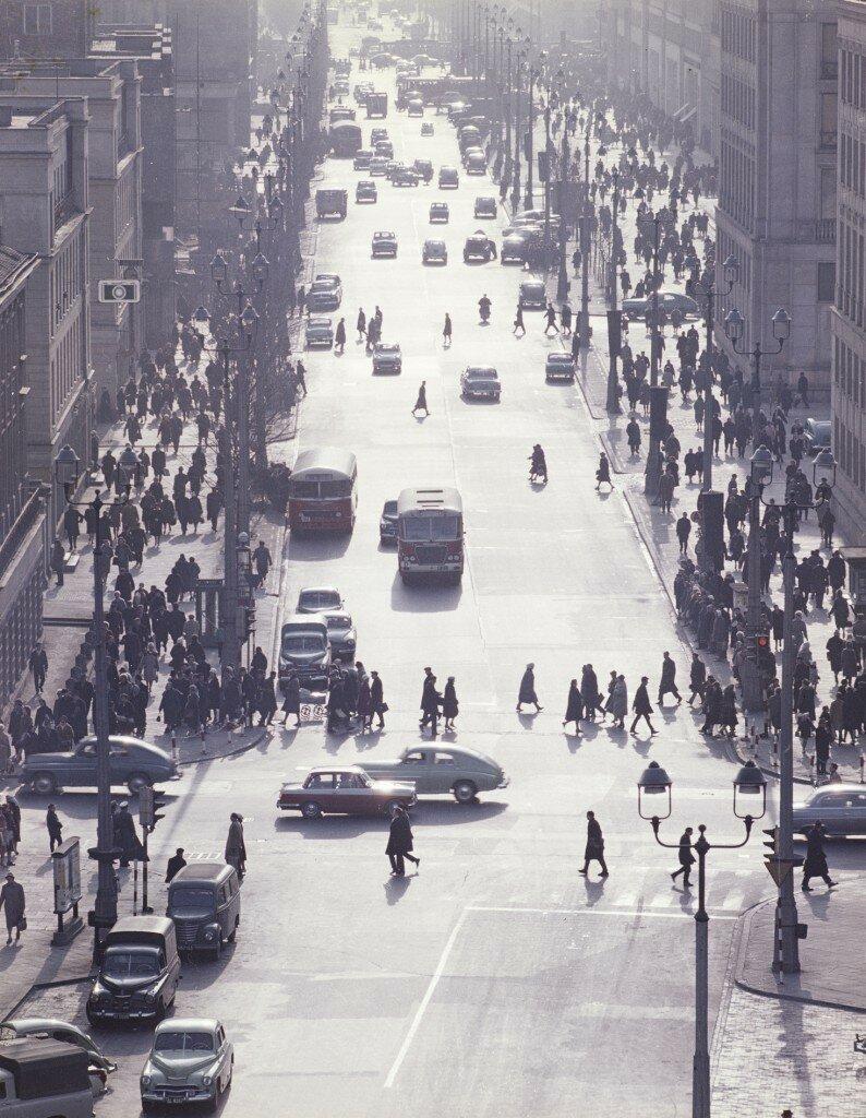 Warsaw by Zbyszko Siemaszko 1961-65.jpg