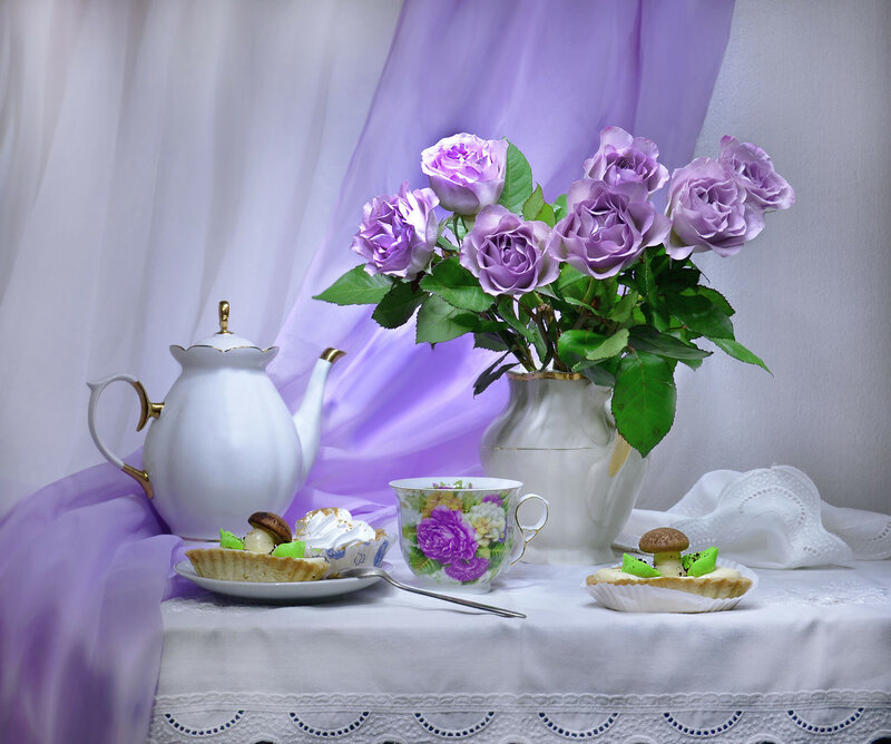 Вечерний чай...
