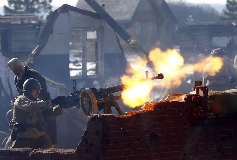 Белорусские военные игры