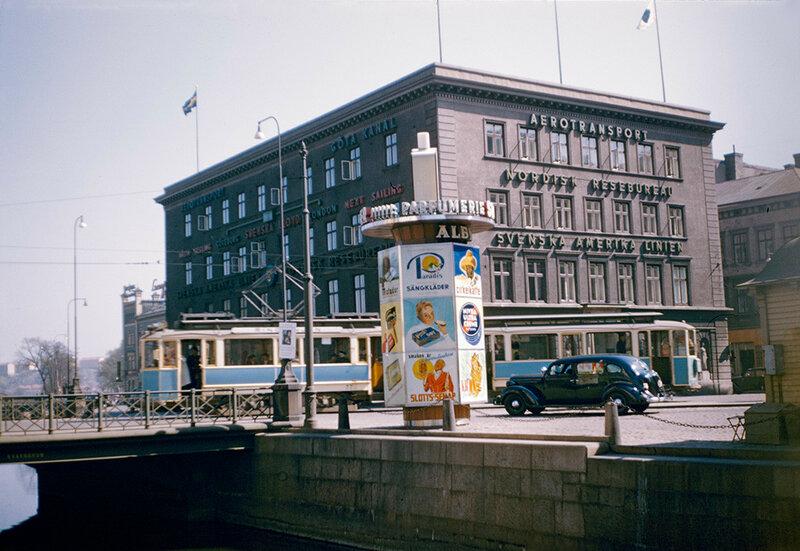1948 Göteborg  (Gothenburg), Västergötland,  Sweden.jpg