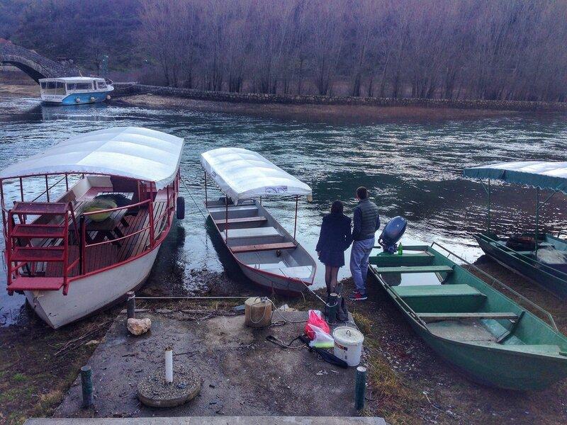 черногория зима 2016