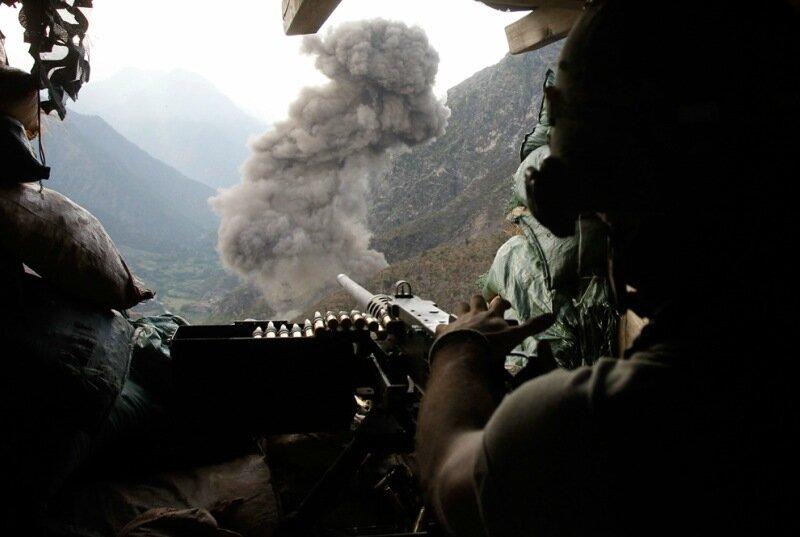 Американские военные в Афганистане 7