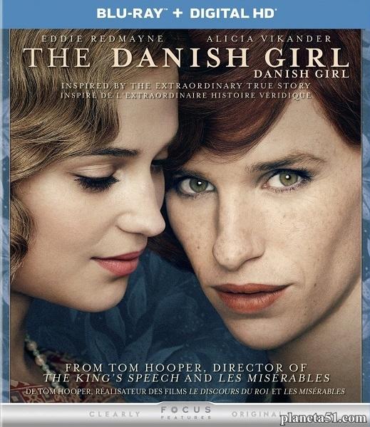 Девушка из Дании / The Danish Girl (2015/BDRip/HDRip)