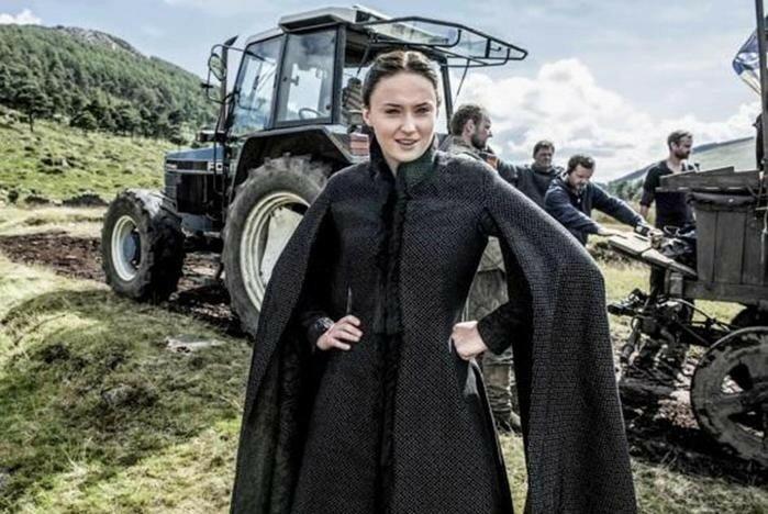 Новые фотографии со съемок сериала «Игра престолов» (5 сезон)