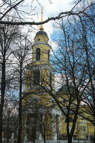 Церковь у Никитских ворот